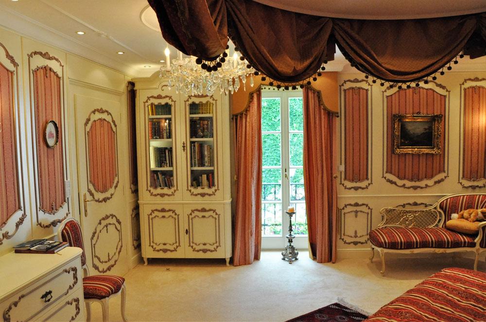 exklusive Schlafzimmer, Tischlerei Manhartsgruber
