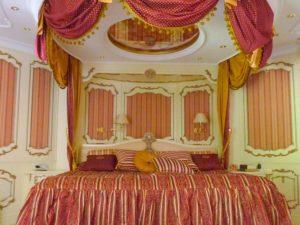 Möbeltischlerei Manhartsgruber,edles Schlafzimmer