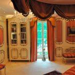 Schlafzimmerschrank für Villa