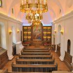 Kircheneinrichtung, Kirchenmobilar