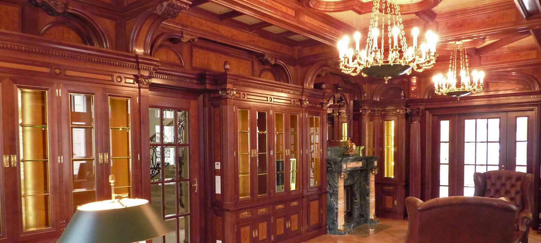 Mobilar Herrensaal